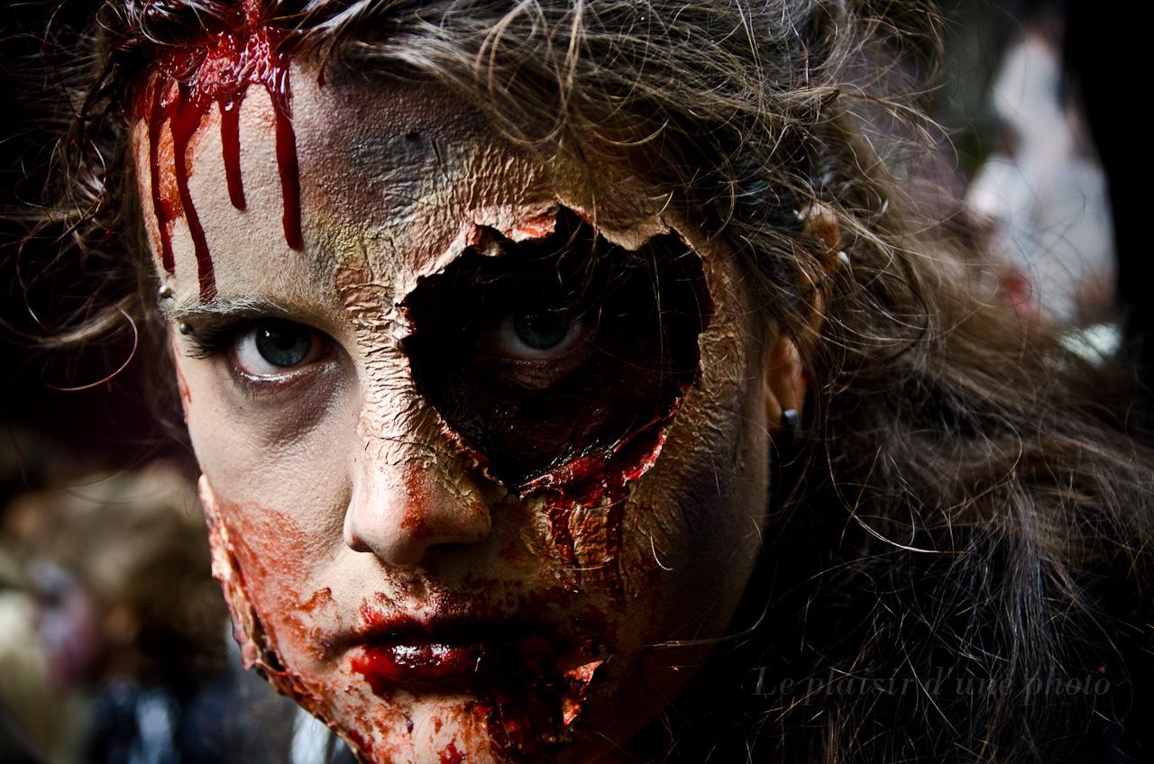 Zombie regard