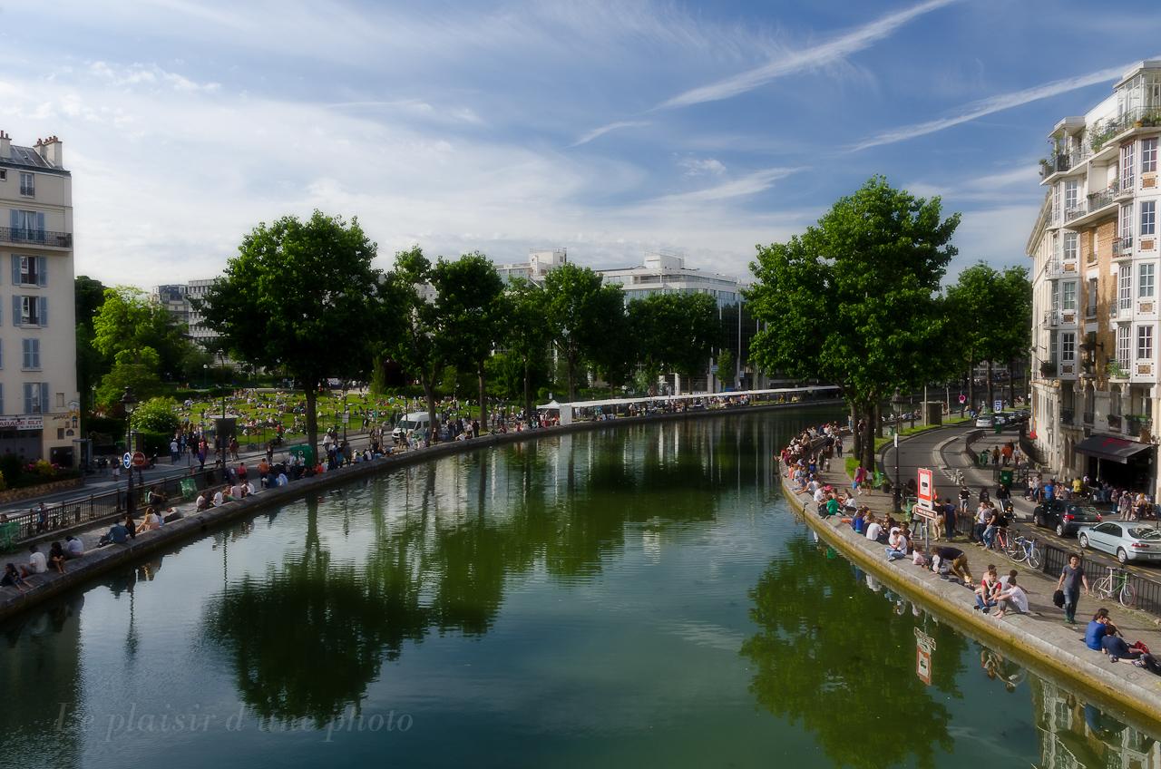 """""""Entre le ciel et le canal"""""""