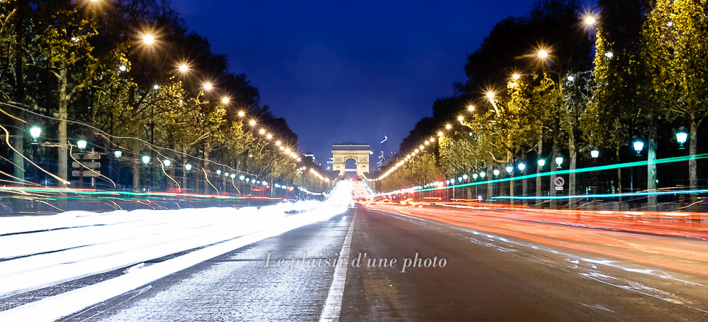 """Highway to triomphe"""
