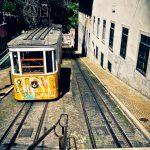 """Le tramway jaune"""
