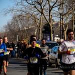 semi-marathon de Paris 2014. Copyright Clément Szmulewicz