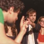 """""""Hot stuff"""" les répétitions de la pièce. Copyright Clément Szmulewicz"""