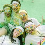 La color run
