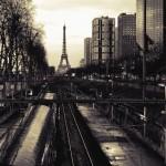 Prochain arrêt: tour Eiffel!