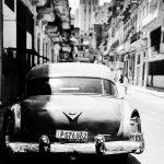 Une voiture dans Cuba