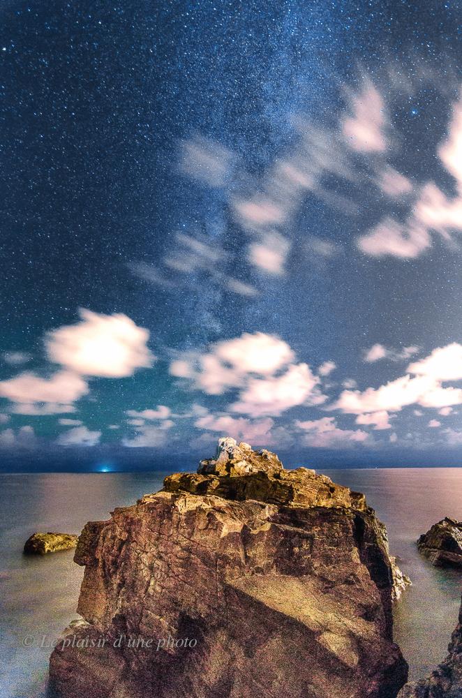 Le rocher des étoiles