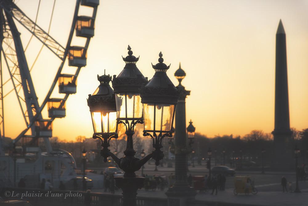Lumineux candélabre
