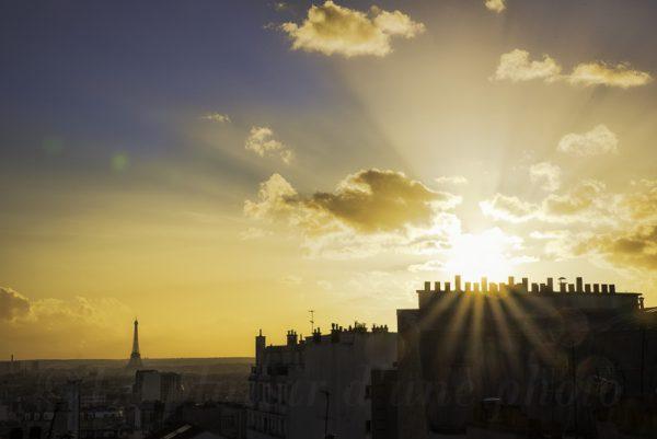 Toit de Paris - rooftops