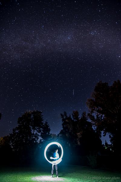 Stars' circle