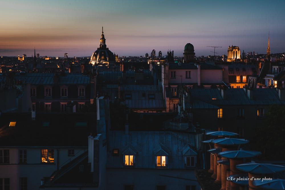 Quand Paris s'endort